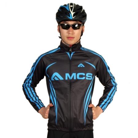 MCS 방한 자켓 [블루]